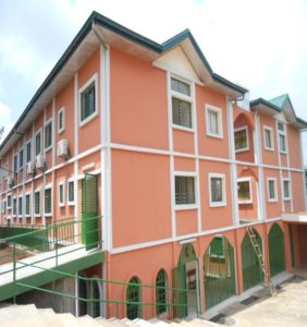Nouveau Pavillon Hôpital Nicolas Barré - Yaoundé - CAMEROUN