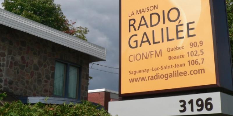CSI invité à Radio Galilée
