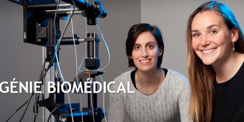 CSI vous présente ses partenaires : la Société canadienne de génie biomédical et biologique
