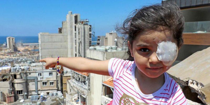 Suivi sur l'aide d'urgence en santé à Beyrouth